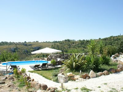 Photo for Large apartment in the middle of the olive mountain - Small country house for pure relaxation