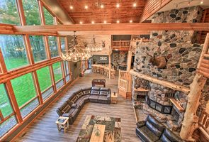Photo for 10BR Cabin Vacation Rental in Isle, Minnesota