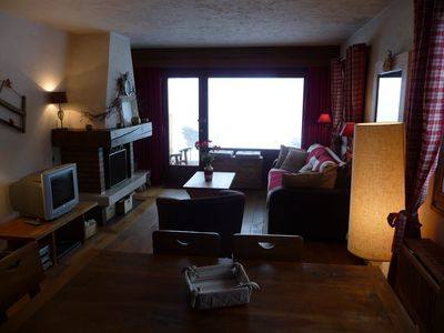 Photo for 1BR Apartment Vacation Rental in Saint-Gervais-Les-Bains, Auvergne-Rhône-Alpes
