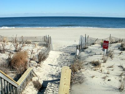 Photo for Ocean Front Condo - Beach chairs/umbrella provided