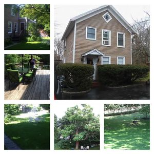 Photo for A Comfy Colonial in the Hampton's Historic Sag Harbor Village
