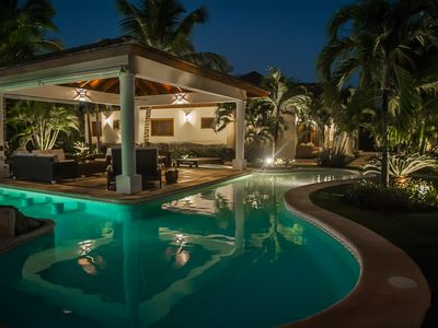 Photo for Villa Wyss - Fantastic villa with maid & private pool & FREE beach club access!