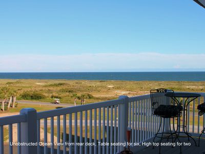 Photo for Beautiful 4 BR/4BA Villa with Unobstructed Ocean View