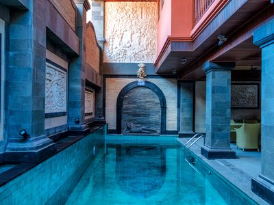 Photo for Quiet, Luxury Bungalow at Murni's Houses in the Heart of Ubud, Bali