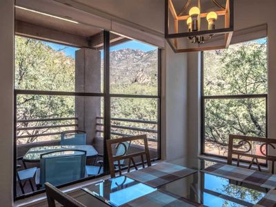 Photo for Desert Retreat with Views of the Catalina Mountains; Backs up to Ventana Trail!