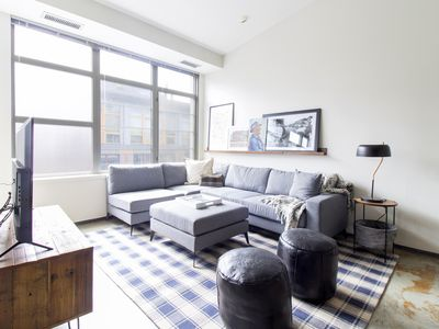 Photo for Sophisticated 3BR in South End by Sonder