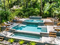 A slice of decadent heaven in the jungle