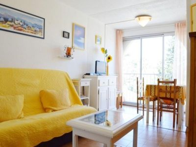 Photo for 1BR Apartment Vacation Rental in Narbonne