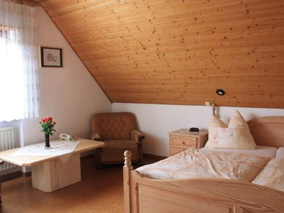 Photo for Double Room - Private Rooms Haus Rühl