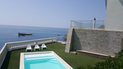 "Photo for Biarritz: Villa ""Rayon Vert"" EXCEPTIONAL SEA VIEW"