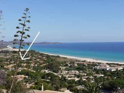 Photo for At 200 meters from the sea, 6 beds. BBQ, outdoor shower. Discounted boat prices