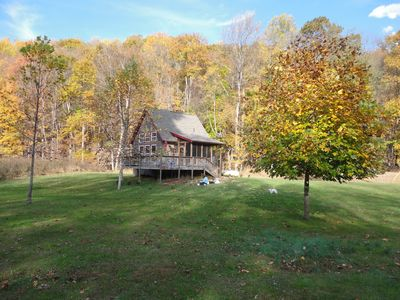 Photo For 1BR Cabin Vacation Rental In Cowen, West Virginia
