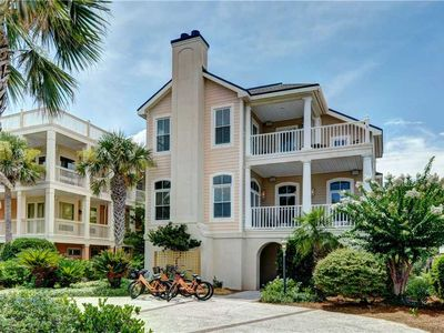 Photo for Views, views and more views! 50 yards from the beautiful beaches of St. Simons.