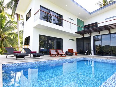 Photo for Villa with Sea View & Swimming Pool