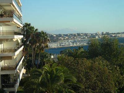 Photo for Seaside 3km from the center of Cannes, 100m2, ds beach front park