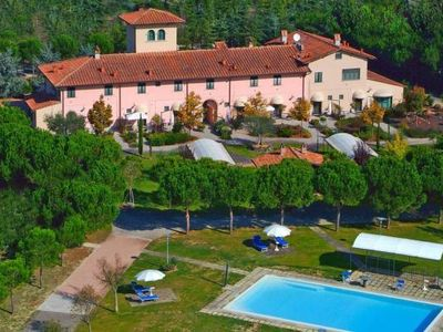 Photo for Holiday residence Borgo Filicaja Case Vacanze, Bassa di Cerreto Guidi  in Um Florenz - 6 persons, 2 bedrooms