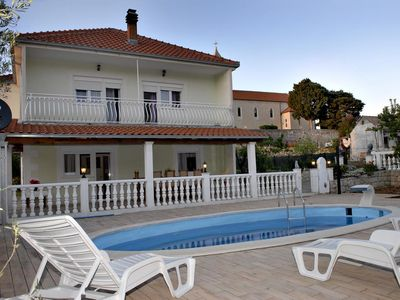 Photo for Family friendly house with a swimming pool Kostanje (Omiš) - 14176