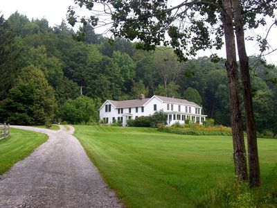 Photo for 18 C Renovated Farmhouse and Farm on 47 acres