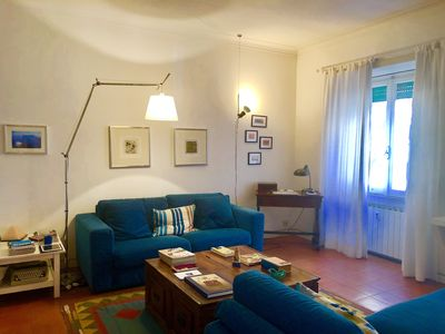 Photo for Cozy apartment in the magical Flaminio district