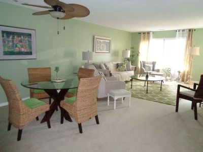 Beautifully decorated 2 bedroom first floor villa located in Sourth Forest Beach