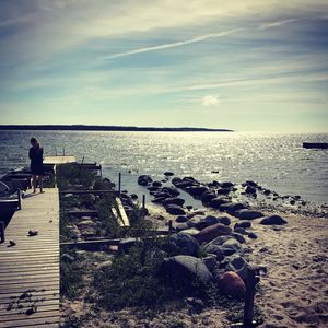 Photo for A seaside oasis on the northern tip of Gotland