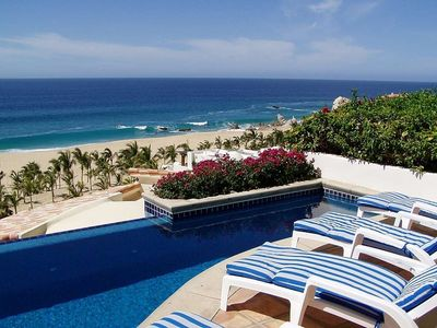 Photo for Luxury 4 BR Ocean View Casa Fiesta w/ Private Pool, Outdoor Stereo, WiFi + More