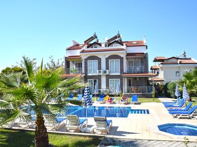 Photo for Centrally located 2 bed 1 bath apartment in Hisaronu Center with FREE WIFI