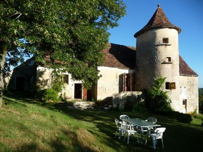 Photo for 16th Century Manor House with private pool