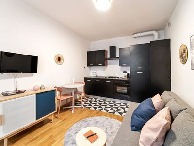 Photo for Stylish and new apt in Buenos Aires