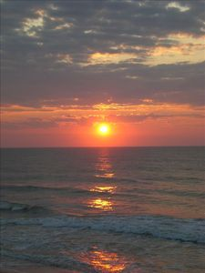 Photo for Sunrise from This Ocean Front Condo
