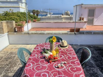 Photo for 4BR Apartment Vacation Rental in Leuca