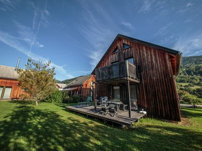 Photo for Modern Holiday Home in Sankt Georgen with Swimming Pool