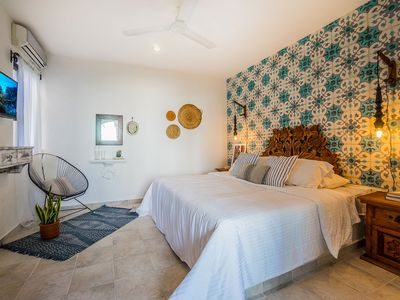 Photo for Award Winning BRIC Hotel and Spa in Playa del Carmen. Room #21