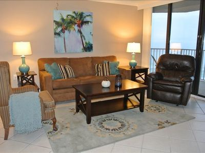 Photo for Huge Remodeled Beachfront 2 bed/2 bath