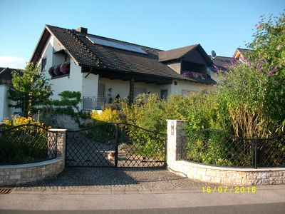 Photo for Attractive Apartment in Oberhaid at the gates of Bamberg (UNESCO world cult.)