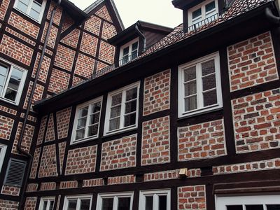 Photo for Charming apartment at the most beautiful and central square Lüneburg