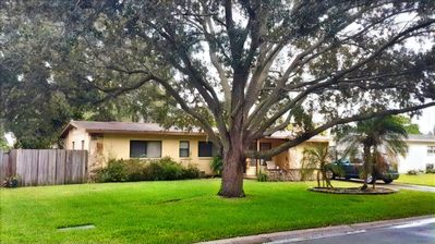 Photo for Beautiful 4 Bed 2 Bath Pool House, Close to Downtown & Beaches with Bikes/Kayaks