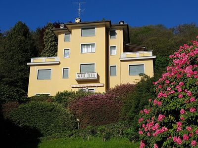 Photo for Villa overlooking the Lake Maggiore