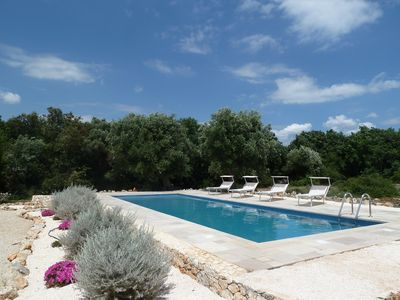 Large, Heated, Entirely Private, 12m x 4m Swimming Pool