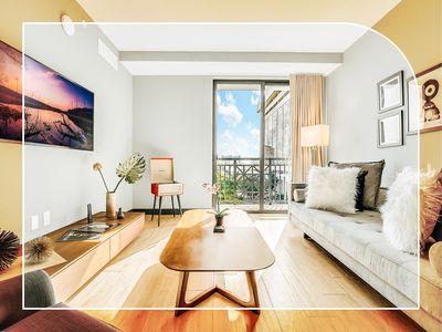 Photo for NUOVO | Mid Century Modern 1 Bedroom |Coral Gables