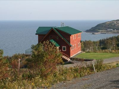 Photo for The Best Ocean View Vacation Home in the Maritimes--Breathtaking