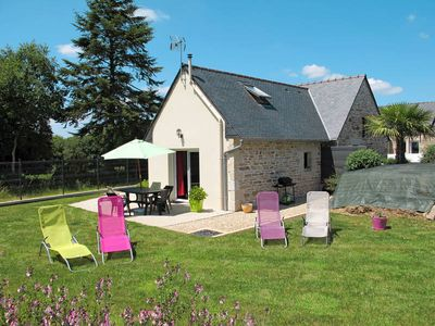 Photo for Vacation home in Guerlisquin, Finistère - 4 persons, 3 bedrooms