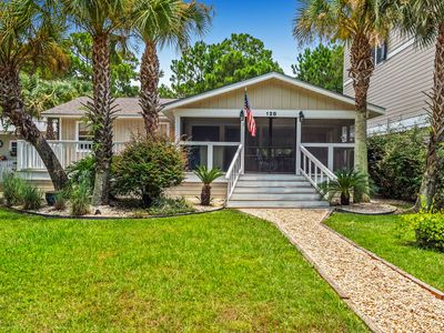 Photo for Charming Seagrove Beach Cottage with pool-Approx 400 steps from the beach