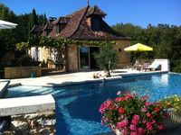 Beautiful remote house, great swimming pool, some real down time from life