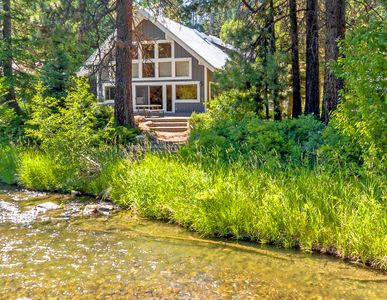 Photo for The River House & Guest Cottage! Great Value on the Yakima River * Hot Tub