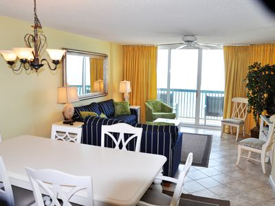 Photo for Oceanfront in one of NMB's best properties. Fantastic unit , great amenities