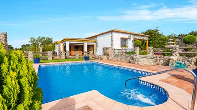 Photo for Fabulous holiday home all comfort with spectacular outdoor area