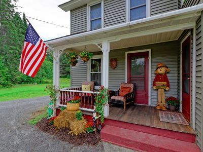 "Photo for The Hoot Owl Lodge B&B is nestled in the  ""Heart of the Adirondacks"" Newcomb NY"