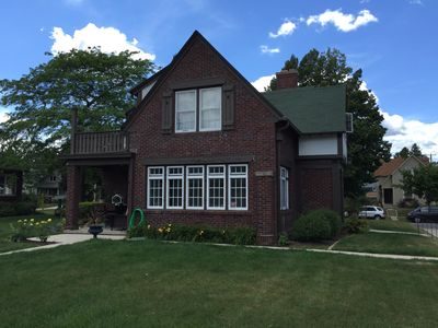 Photo for Clean, Sheboygan Luxury Tudor guest Bedroom for rent for mature  Females only.