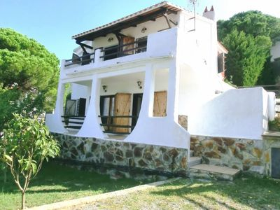 Photo for Villa - 3 Bedrooms with Pool, WiFi and Sea views - 104820